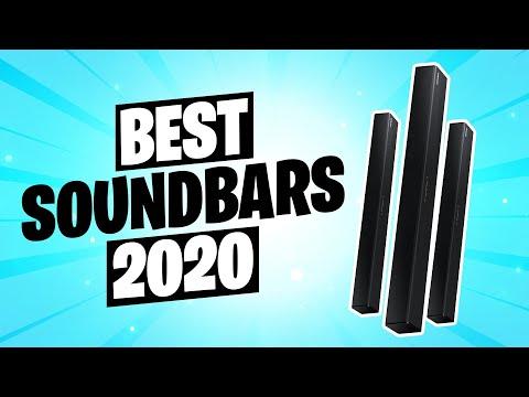 Best Soundbars In 2020
