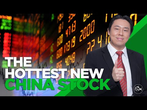 The Hottest New China Stock By Adam Khoo