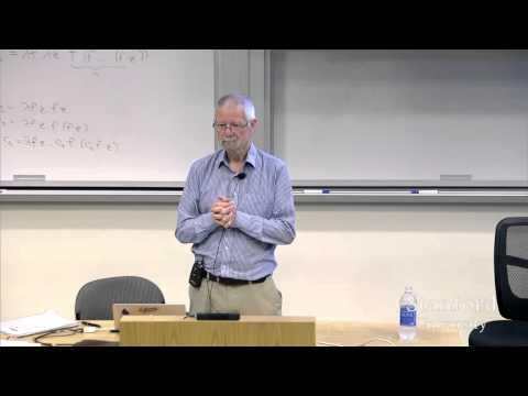 Stanford Seminar  Faults, Scaling, and Erland Concurrency