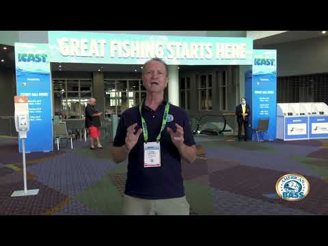 ICAST 2021 American BASS owner Craig Sutherland wraps up the show!