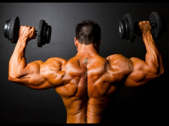 תרגילים לחיזוק שרירי הכתפיים