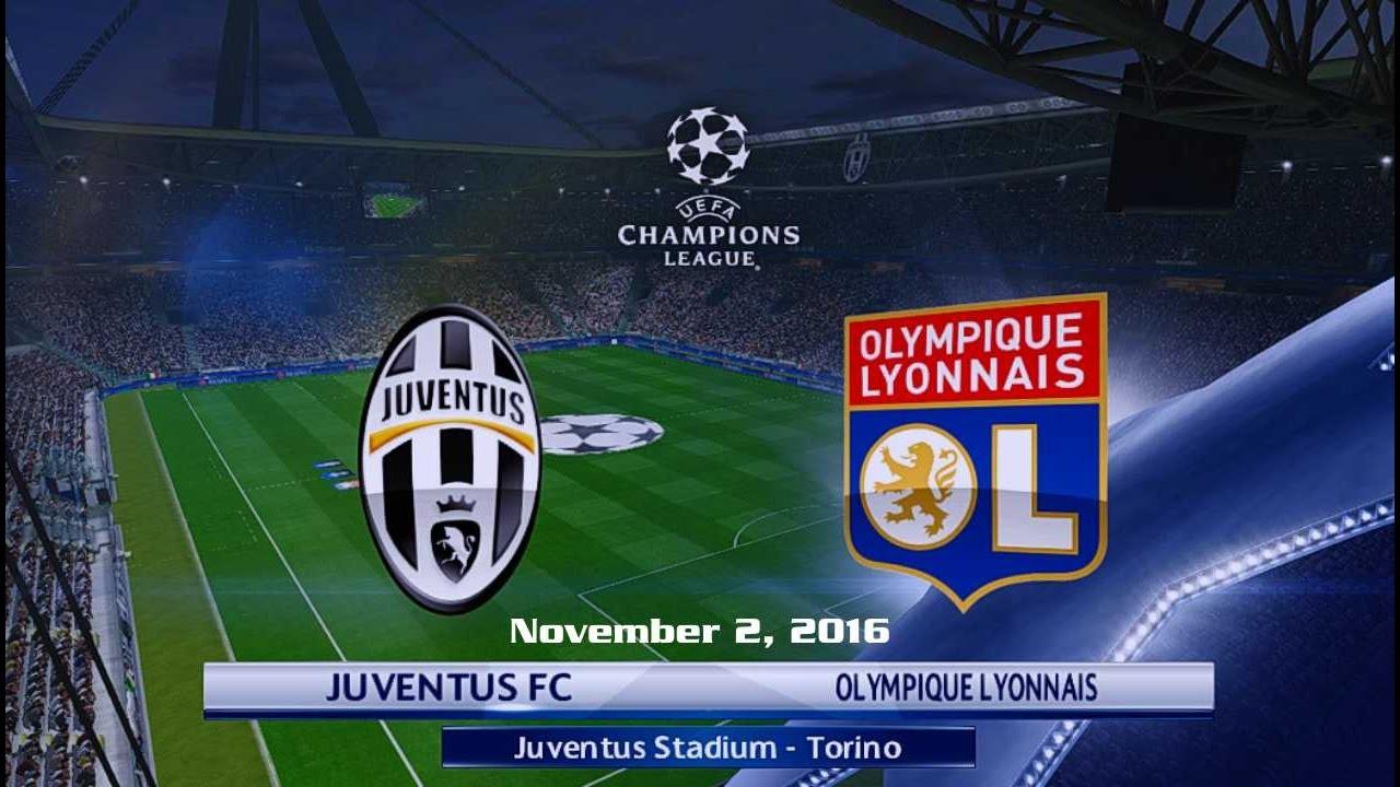 Juventus Vs Lyon 1 1 All Goals Highlights 02 11 2016