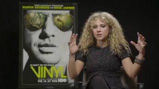 Vinyl: Juno Temple Exclusive Interview