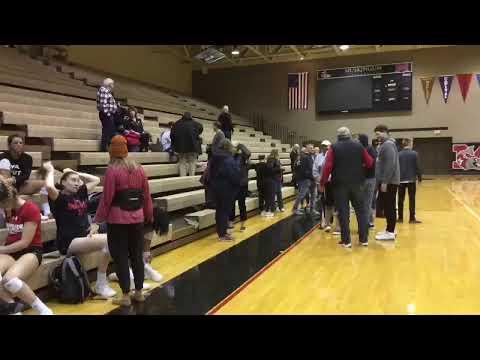 Muskingum University Mens Basketball vs. Capital Jan. 29, 2020
