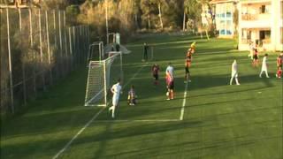 FC Dinamo Tbilisi 2 6:0 FC Amkar Perm 2
