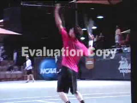 Georgia Tennis 2008 NCAA Championship Video