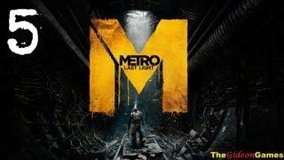 Прохождение Metro: Last Light (Метро 2033: Луч надежды) [HD|PC] - Часть 5 (Театральная)