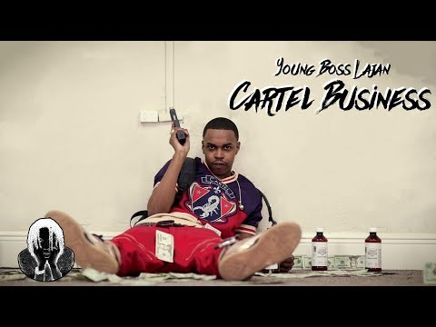 "Young Boss lajan ""CARTEL BUSINESS"" (Official Video) 