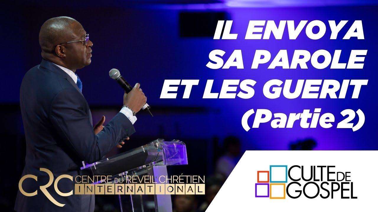 """""""Il envoya sa Parole et les guérit (Part.2) par le Pst David Goma"""