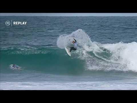 Toledo Vs. Huxtable Vs. Slater - Round One, Heat 3 - Rip Curl Pro Bells Beach 2019