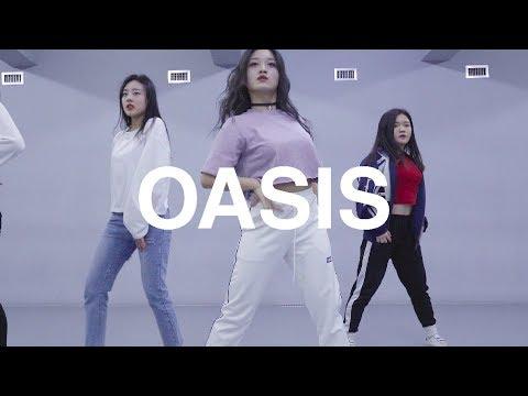 OASIS - Crush   NARIA choreography   Prepix Dance Studio