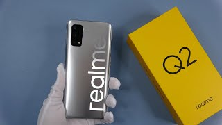 Realme Q2 5G unboxing, camera, antutu, gamming test