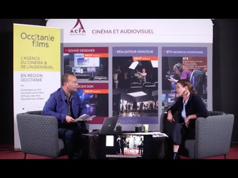 Rencontre avec la productrice Alice Baldo | ACFA Multimedia
