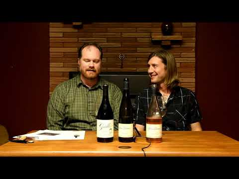 Wine Is Serious Business 346:  Some Pinot Noir and Riesling