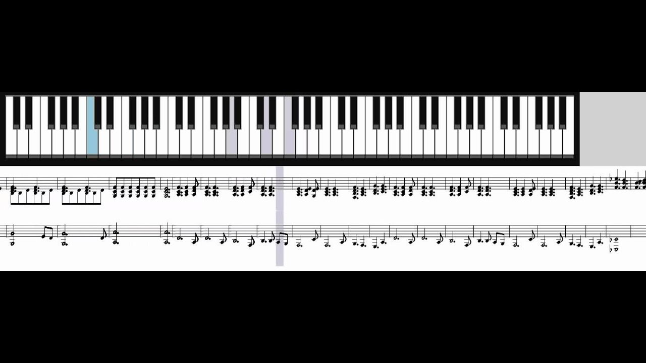 How To Play Adele One And Only Piano Cover Tutorial Lessons With
