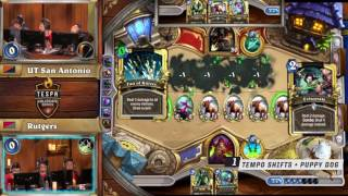 Top 3 Plays - Hearthstone Collegiate National Championship Finals