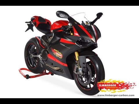 Ilmberger Ducati Panigale Carbonparts