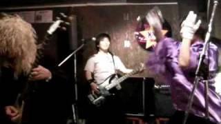 2010/04/11 八王子ライブバーXYZ→Aでのコピバンイベント映像です。夢は...