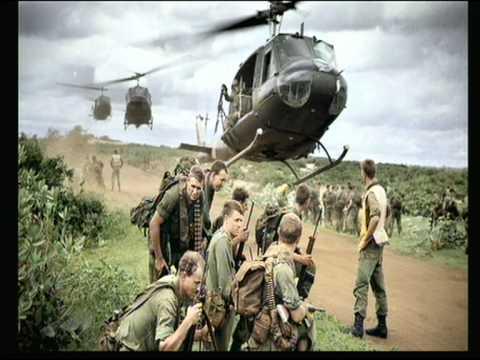 Vietnam War Photos With Australian Normie Rowe