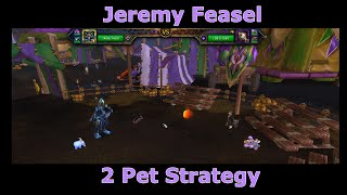 Jeremy Feasel Two Pet Strategy - World of Warcraft - An Awfully Big Adventure