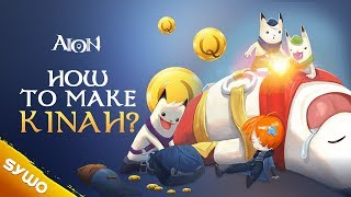 AION Relaunch 2018 | How To Make Kinah