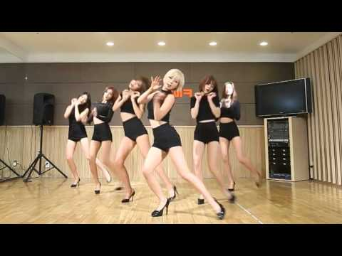 開始Youtube練舞:Like a Cat-AOA | 尾牙表演影片