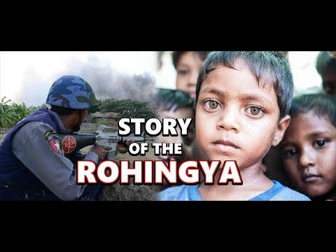 Burma's unwanted South Asian Ethnic Group (Rohingya Muslim Crisis 2017)