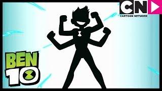 Yeni Uzaylı Kim? 1 | Ben 10 Türkçe | çizgi film | Cartoon Network Türkiye