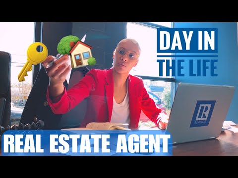 Millennial Realtor | A Day in the Life of a Real Estate Agent