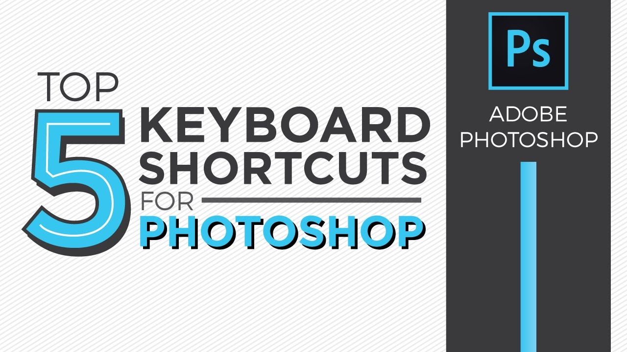 30 Keyboard Shortcuts for Speed and Creativity in Adobe ...