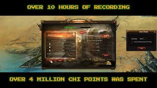 [Play Conquer] 4 Million+ CHI Points Rolling (Over 10 Hours of Recording)