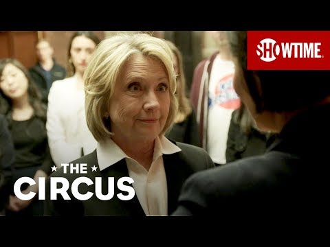 """Hillary Clinton: """"There's No National Emergency At Our Border""""   THE CIRCUS   SHOWTIME"""