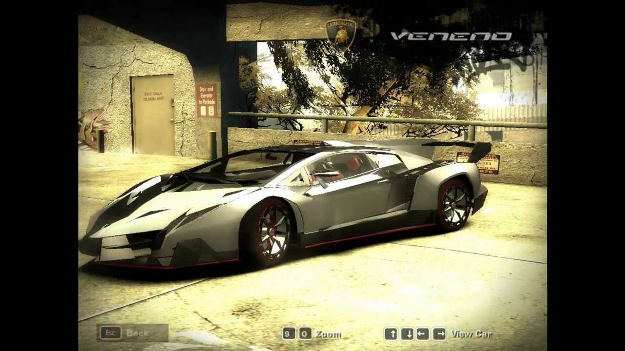 Como Meter Carros Nuevos Need For Speed Most Wanted