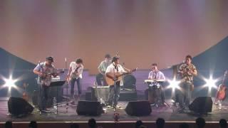 桑名シオンwithパタヤビーチボーイズin新発田文化会館でのステージです.