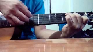 Hướng dẫn guitar - Ánh mắt của cha - Lam Trường