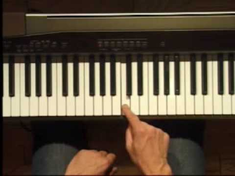 Piano Lesson - The Musical Alphabet