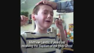 Crank Dat Holy Ghost with lyrics
