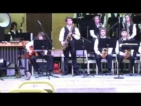 Columbia Basin College Jazz Unlimited 2017