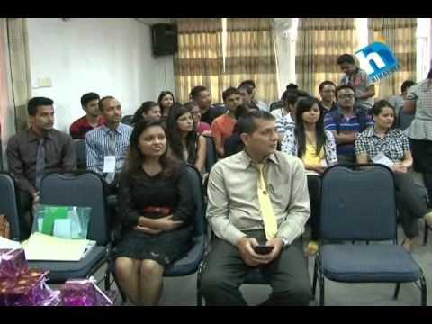News Coverage of MEX Financial Quiz Quest 2015 - Himalaya TV