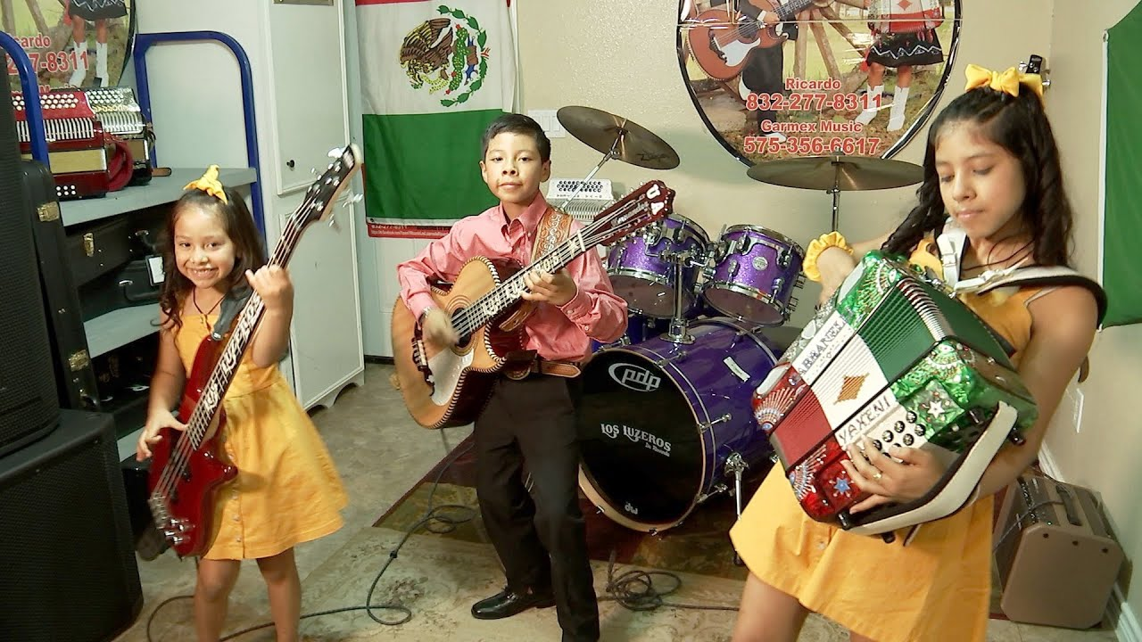Los Luzeros De Rioverde Play Norteno Music For The Masses 40 Cartas Youtube