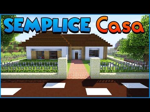 Le nostre case in minecraft youtube for Case belle su minecraft