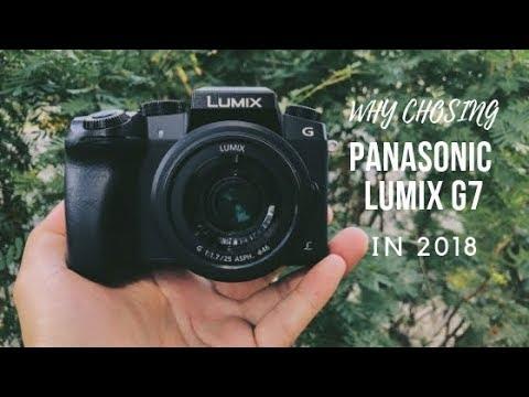 [4K] Vì sao nên chọn Panasonic Lumix G7 cho mục đích chụp hình và quay phim!