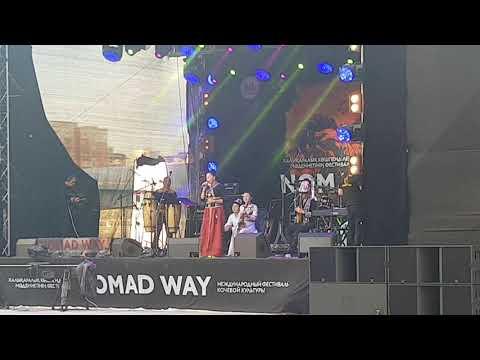 Nomad Way 2018. Астана