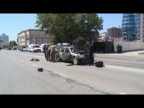 فيديو لتنظيم الدولة الإسلامية يظهر فيما يبدو فتية نفذوا هجمات الشيشان…