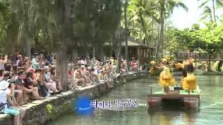 Polynesian Cultural center - 폴리네시안 민속마을