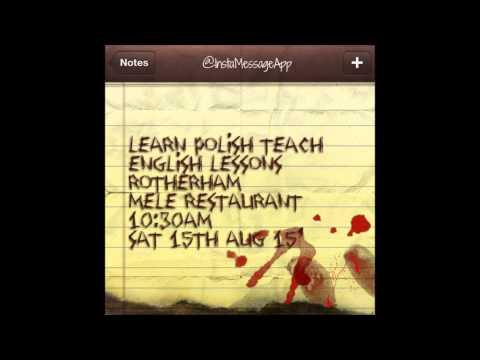 Learn Polish Teach English   Similes Lesson 1st