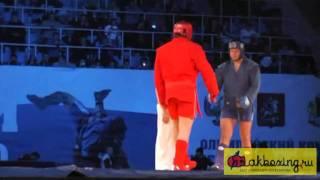 Супербой: Емельяненко победил Емельяненко!
