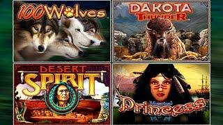 IGT Slots: 100 Wolves Trailer