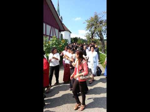 30-jährige Jubiläumsfeier im Khmer Kulturzentrum Schweiz