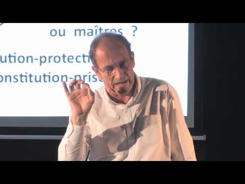 To be for the people, it must be by the people | Étienne Chouard | TEDxRepubliqueSquare